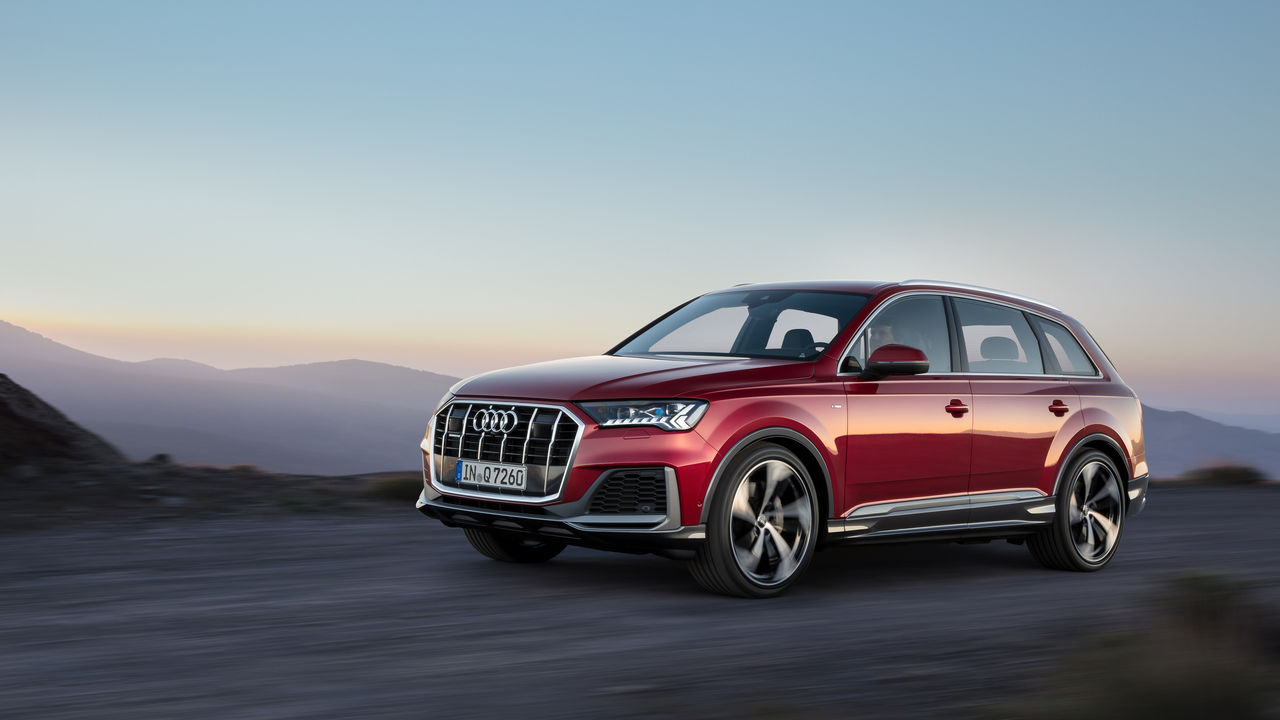 Taken To The Next Level New Edition Of The Audi Q7 Audi Mediacenter