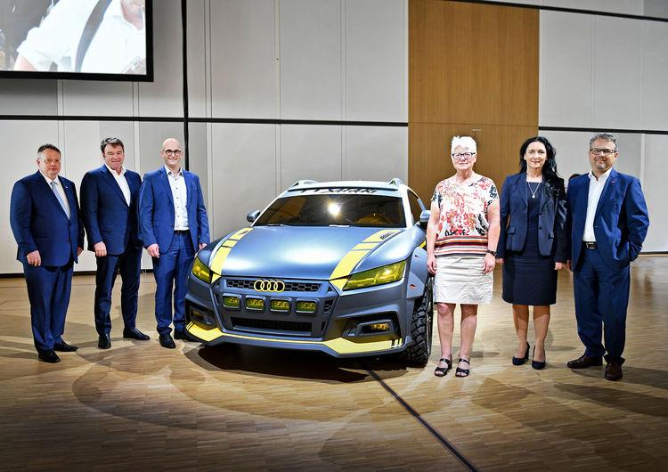 """Audi-Betriebsrat: Neue Strategie """"Konsequent Audi"""" Klare Perspektiven für den Standort Ingolstadt gefordert"""