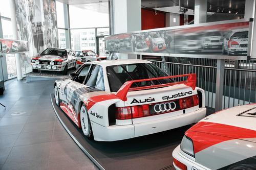 Audi Forum Ingolstadt – Newsletter Juli 2019