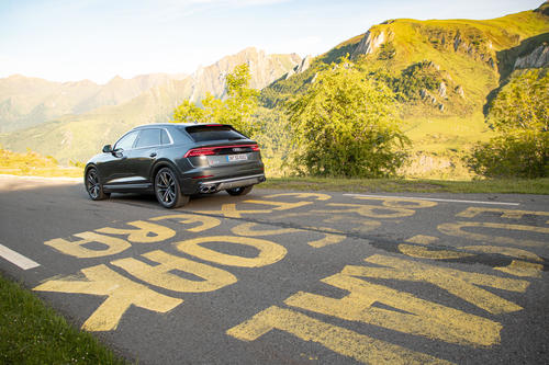 Audi SQ8 TDI