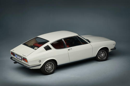 Heidelberg Historic Audi 100 Coupé S