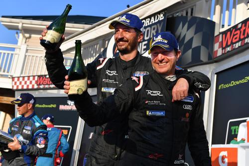 IMSA Michelin Pilot Challenge 2019