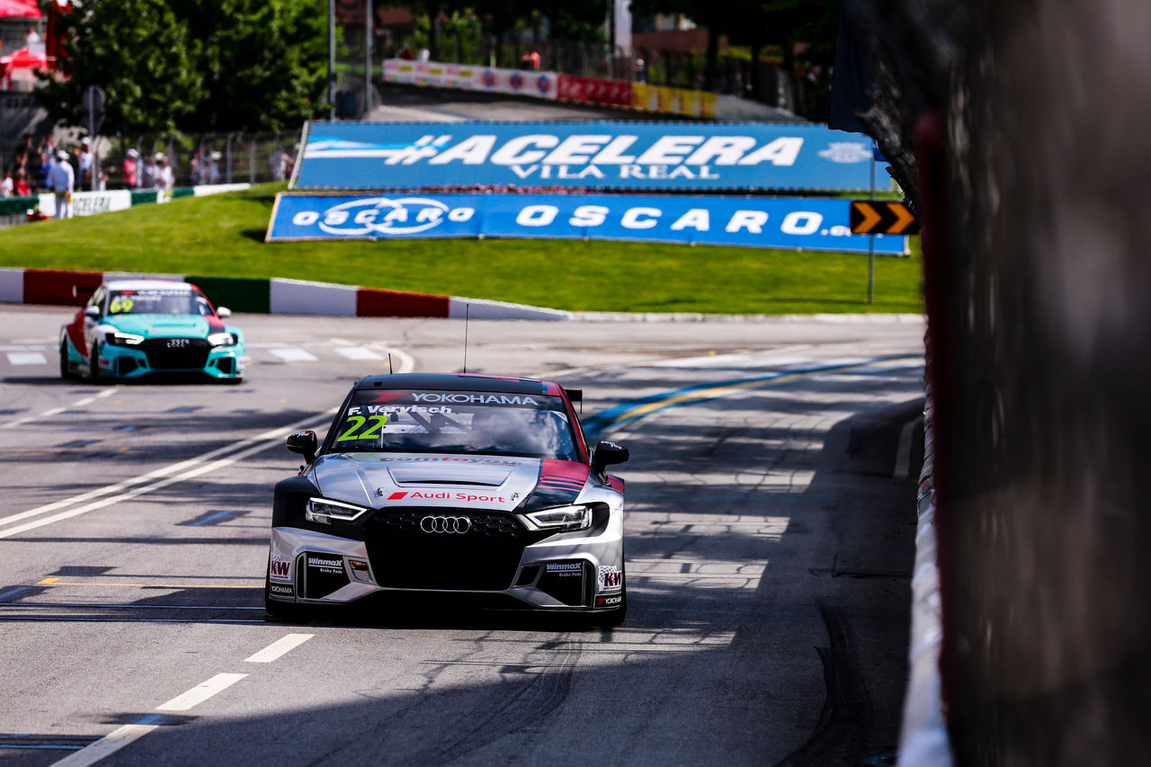 Audi Sport customer racing realigns WTCR commitment for 2020