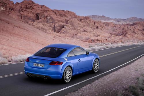 Audi TT Coupé