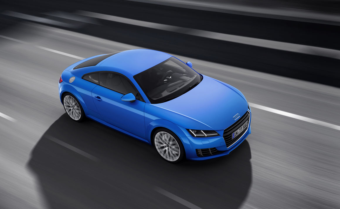 Audi TT Coup  Audi MediaCenter