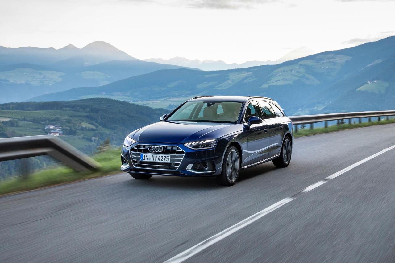New Euro 6d emission standard: Audi has converted its model range