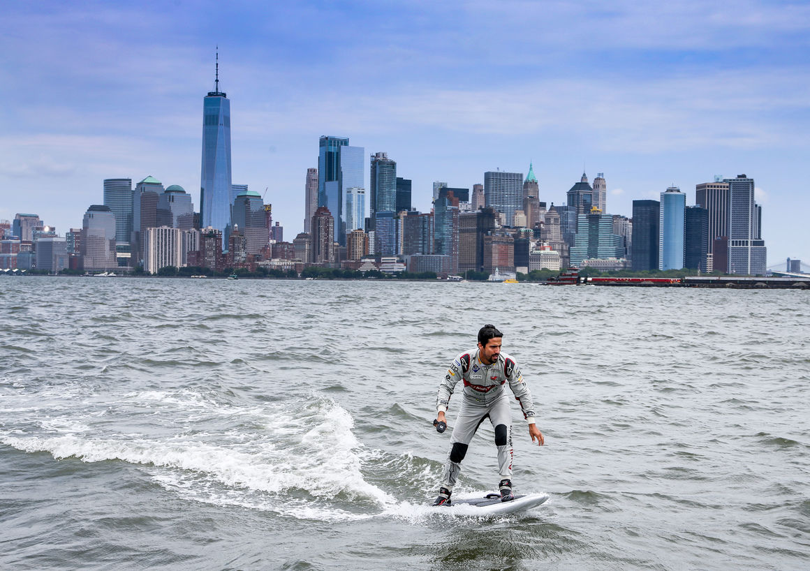 Formel E, New York E-Prix 2019