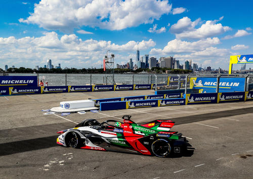Formel E, New York E-Prix 2019
