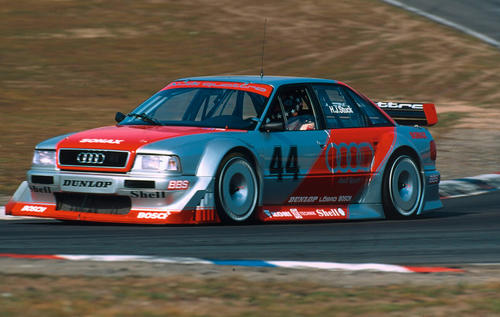 Techno Classica Audi 80 quattro 2,5 DTM