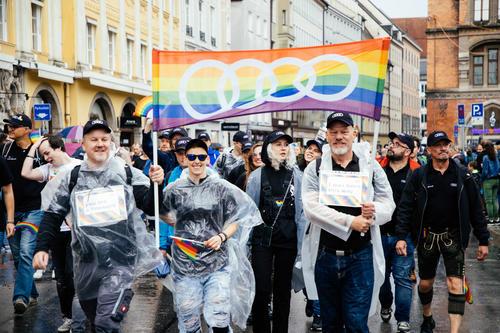 Münchner Christopher Street Day: Audi feiert erstmals mit