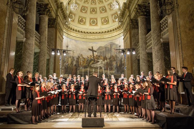 Neue Talente für Audi Jugendchorakademie