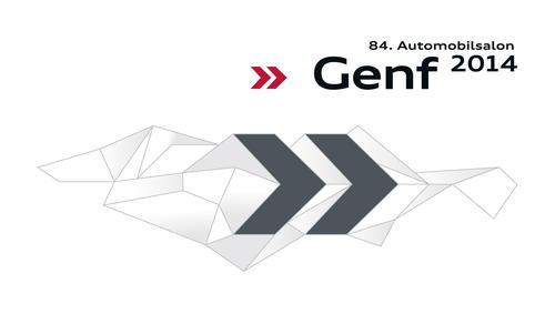 Live aus Genf: Drei Audi-Weltpremieren auf 84. Internationalen Automobil-Salon 2014