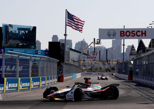 Formula E, New York E-Prix 2019