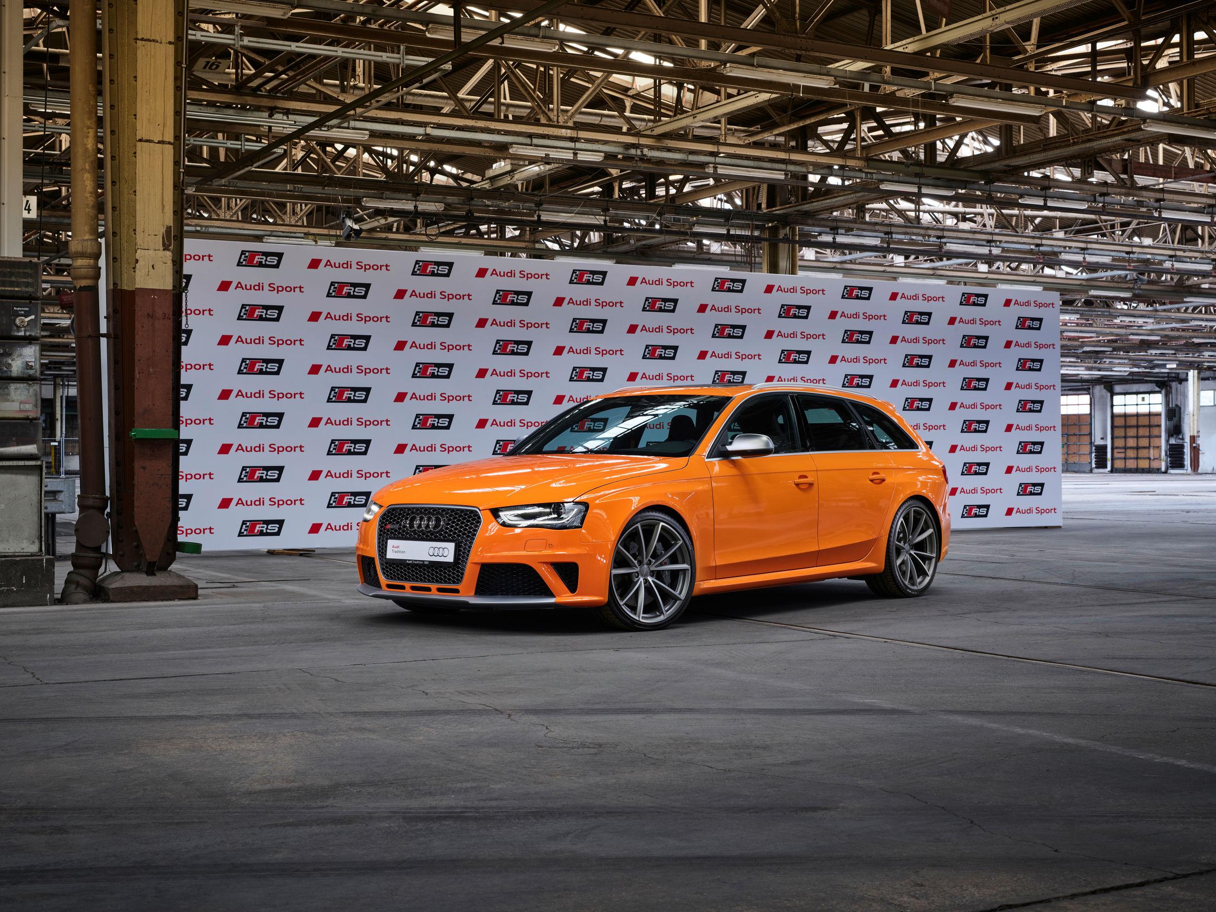 Performant. Charakterstark. Individuell. Audi Sport feiert 25 Jahre Audi RS-Modelle