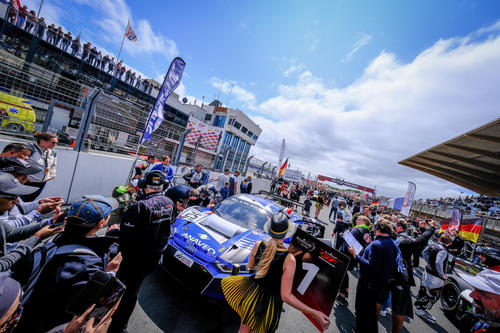Blancpain GT World Challenge Europe 2019