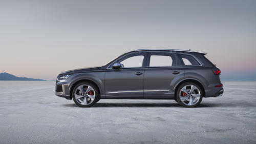 Audi SQ7 TDI | Audi MediaCenter