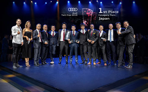 Internationaler Audi Twin Cup 2019