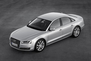 Audi A8 4.0 TFSI quattro cylinder on demand