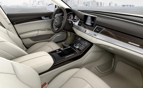 Audi A8 4.2 TDI clean diesel quattro (2013)