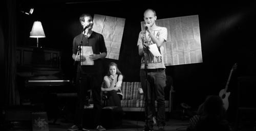 Slam Poetry: Neues Kulturformat  im Audi Forum Neckarsulm