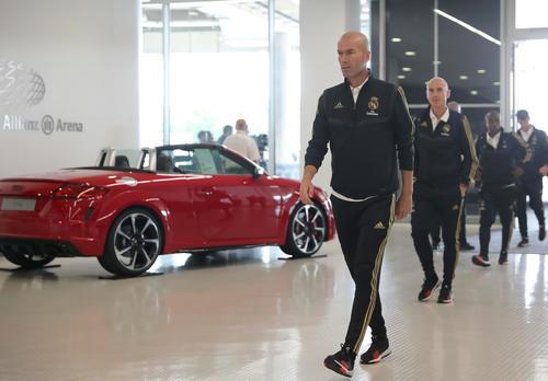 Audi Cup 2019