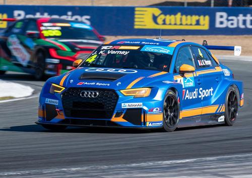 TCR Australia 2019