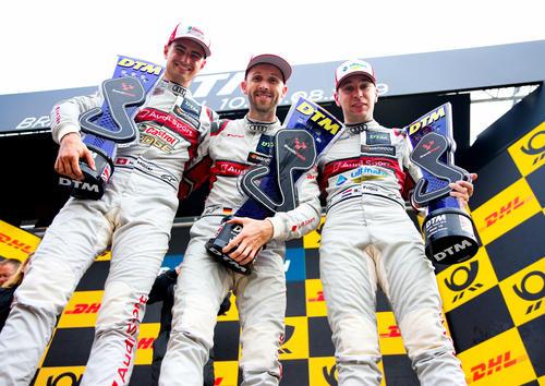 DTM Brands Hatch 2019