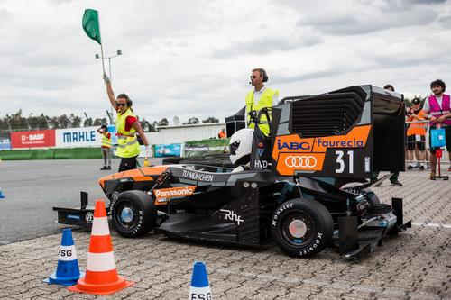 Audi Congratulates TUfast Formula Student Racing Team on Victory at Hockenheim