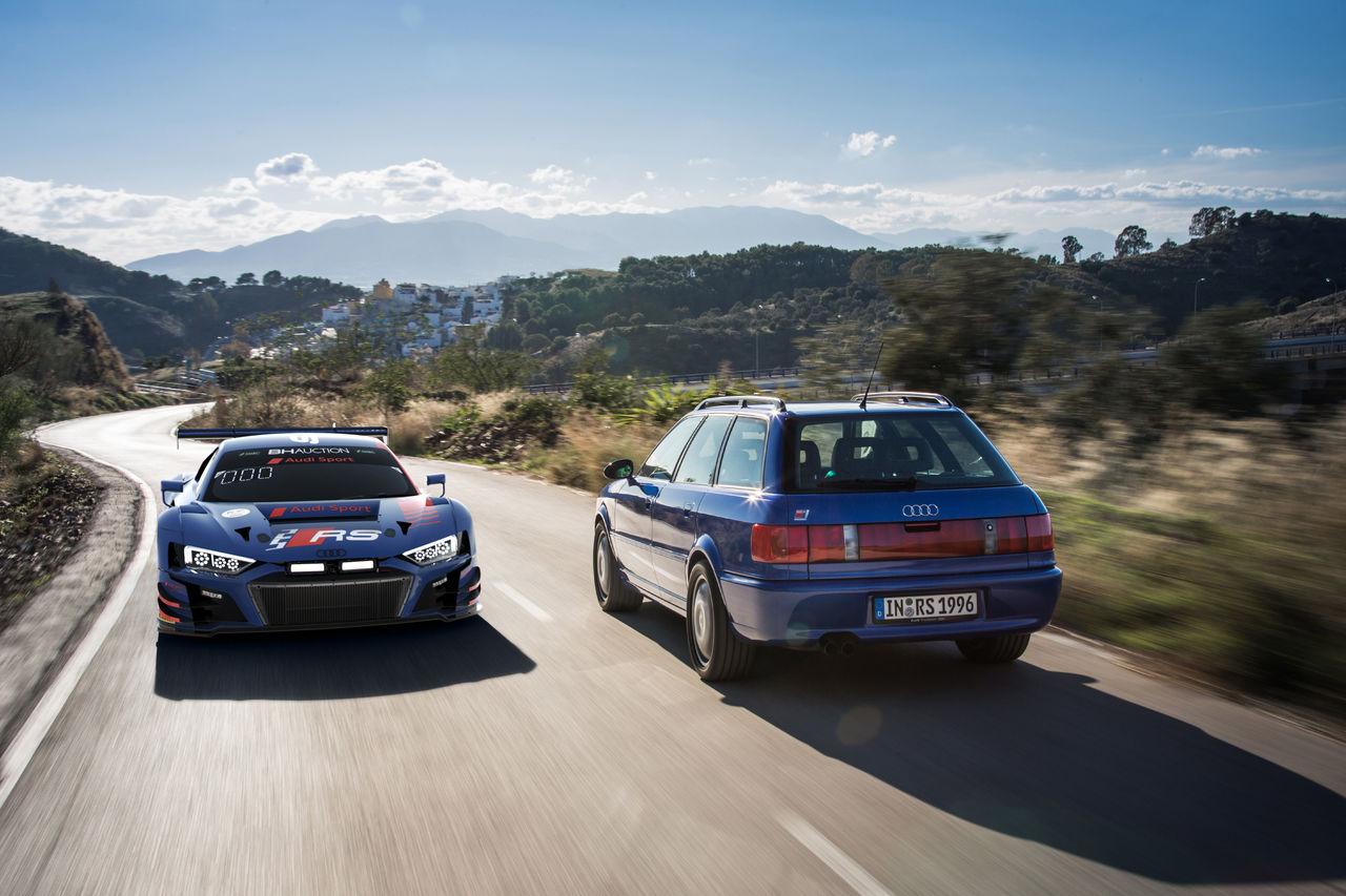 Rising suspense for Audi Sport in Japan