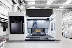Neue Anlagen für den Audi-Werkzeugbau