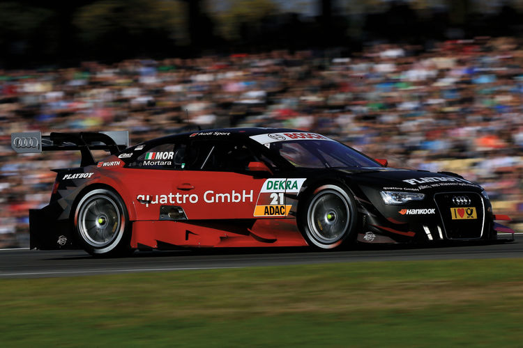Disappointing DTM finale for Audi