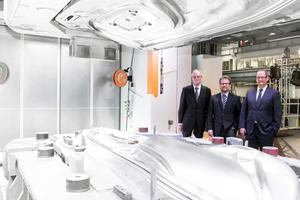 New machinery for Audi's Toolmaking