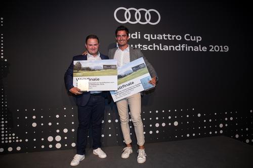 Audi quattro Cup Deutschlandfinale 2019