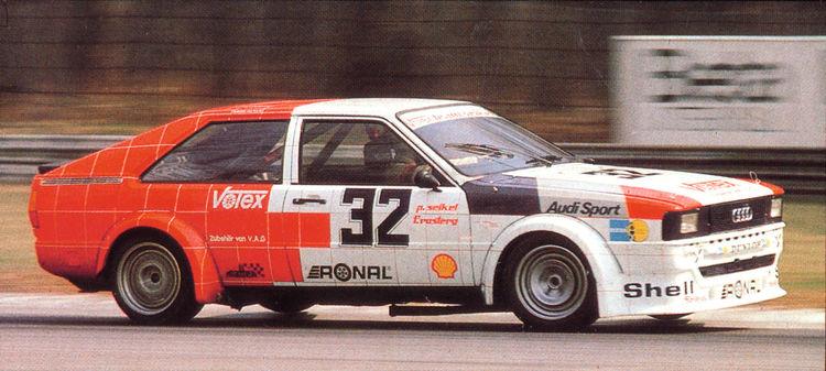 Techno Classica Audi Coupé GT Tourenwagen G2
