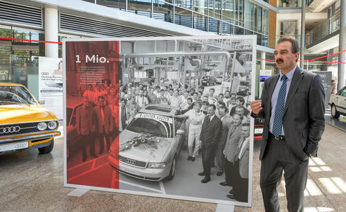 70 years of Audi in Ingolstadt: three special exhibitions at the Audi Forum