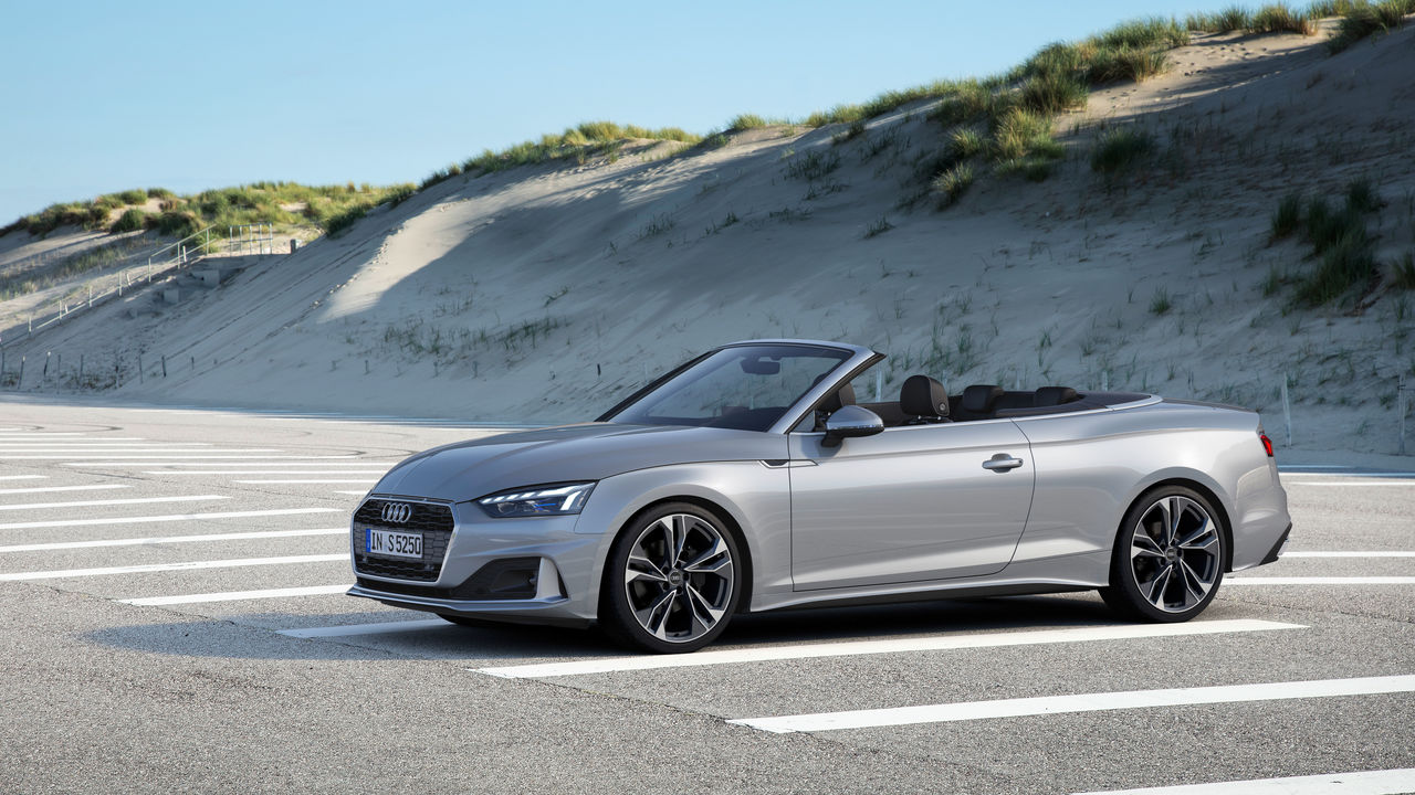 2020 Audi S5 Cabriolet Overview