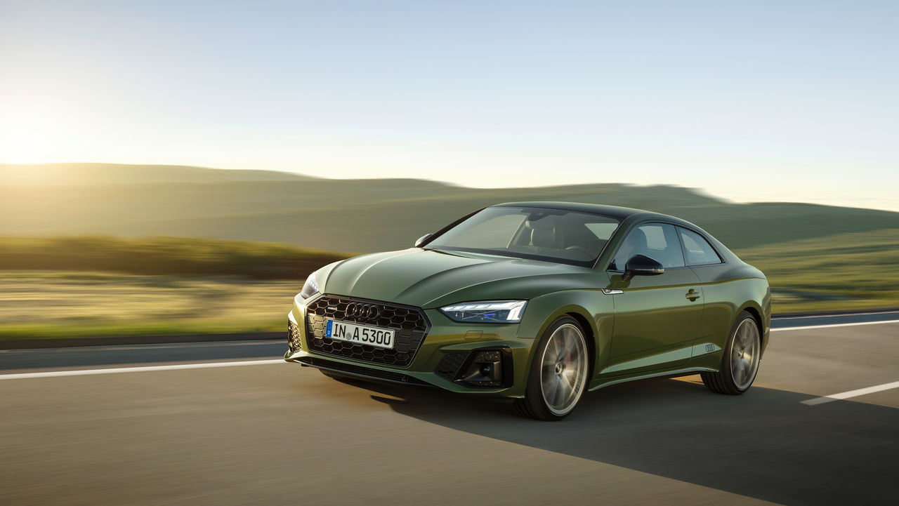 The Audi A5 Is Now More Attractive Than Ever Audi Mediacenter