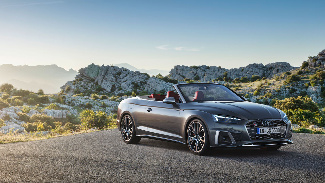 2020 Audi Rs5 Cabriolet Ratings