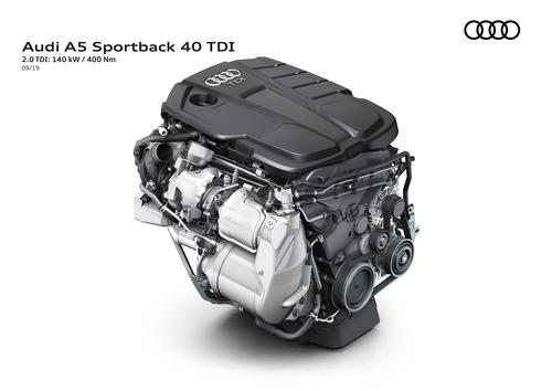 Audi A5 Sportback 40 TDI