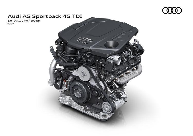 Audi A5 Sportback 45 TDI