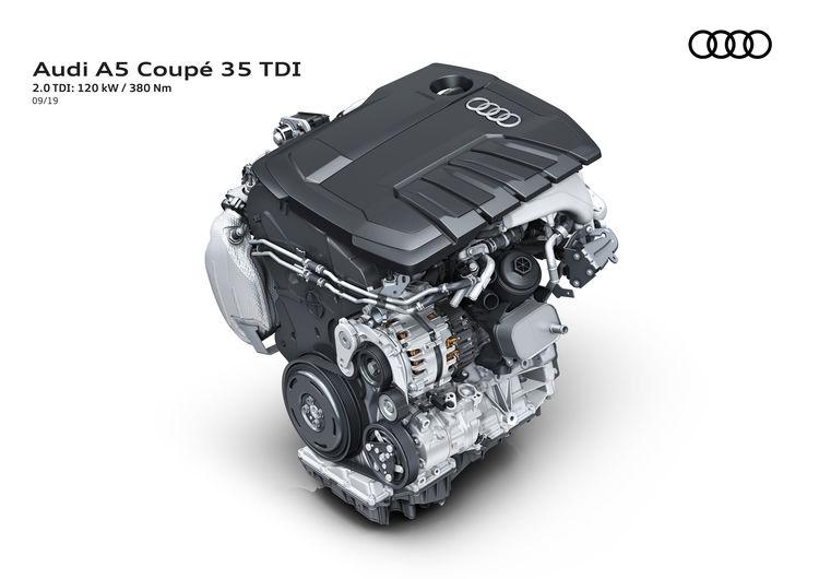 Audi A5 Coupé 35 TDI