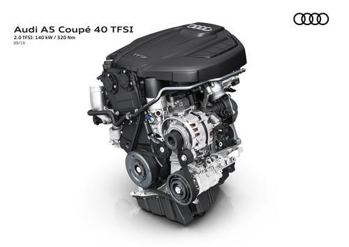 Audi A5 Coupé 40 TFSI
