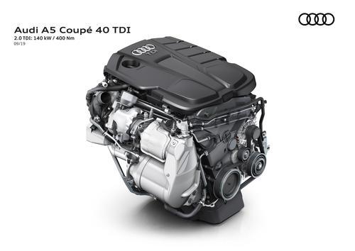 Audi A5 Coupé 40 TDI
