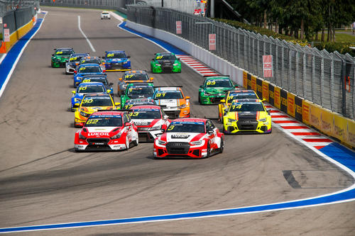 TCR Russia