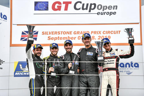 GT Cup Open Europe 2019