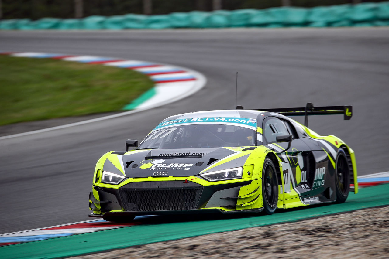 Victorious weekend for Audi Sport at Brno