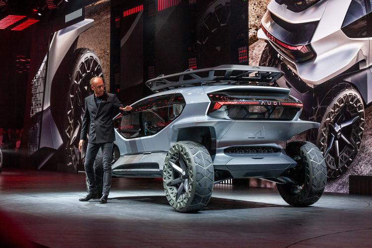 Audi at the IAA 2019