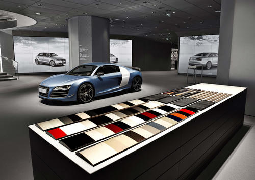 Opening of Audi City Beijing