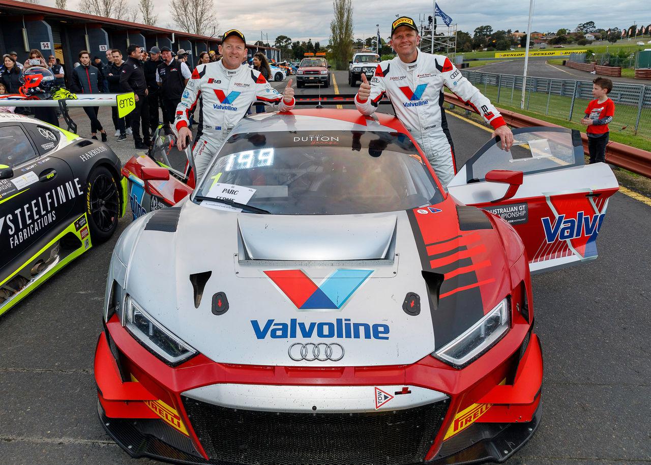 Endurance title for Audi Sport in Australia