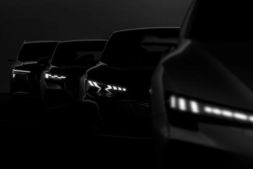 Audi BEV-Plattformen